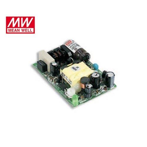 Τροφοδοτικό switch 230V IN -> OUT 24VDC 15W 0.63A medical ανοιχτού τύπου NFM15-24 Mean Well