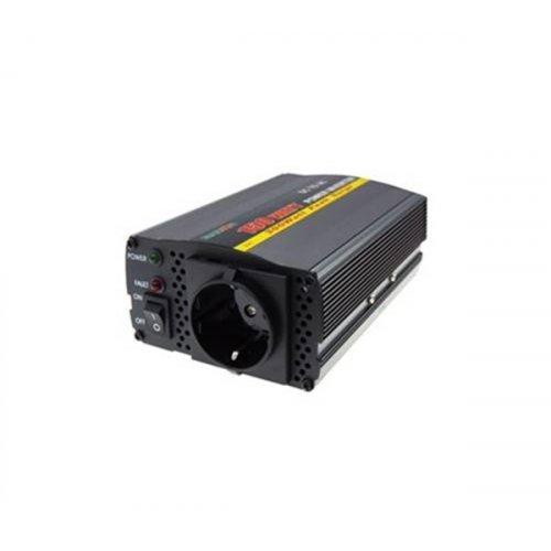 Inverter 12V->230V 150W Τροποποιημένο Ημίτονο PI-150 Marxon