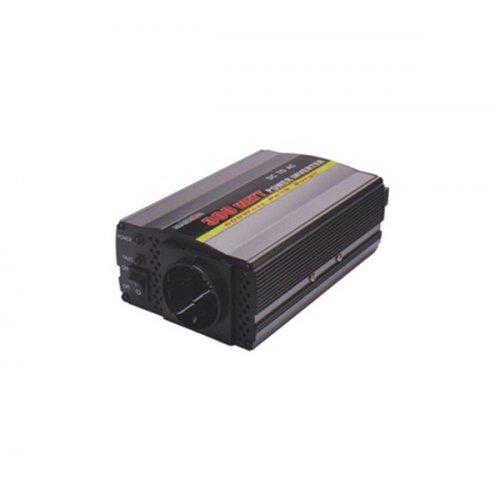 Inverter 12V->230V 300W Τροποποιημένο Ημίτονο PI-300 Marxon