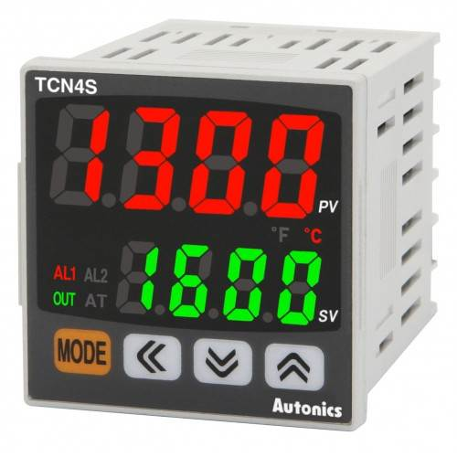 Ελεγκτής θερμοκρασίας ψηφιακός 48x48 με ρελέ 1C/O 3A TCN4S-24R AUTONICS