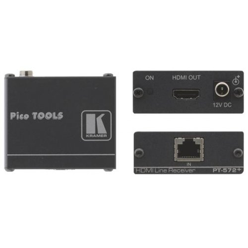 HDMI Over Twisted Pair Receiver PT-572+ Kramer