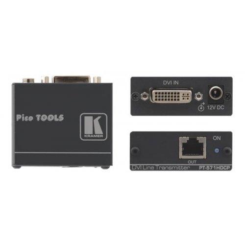DVI Over Twisted Pair Receiver PT-571HDCP+ Kramer