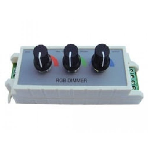 CONTROLLER DIMMER FOR LED STRIP DC 270W 22.5A 3 LINES