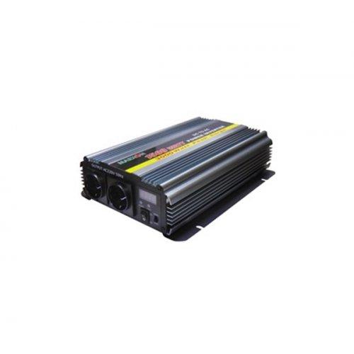 Inverter 24V->230V 1500W Τροποποιημένο Ημίτονο PI-1500 Marxon