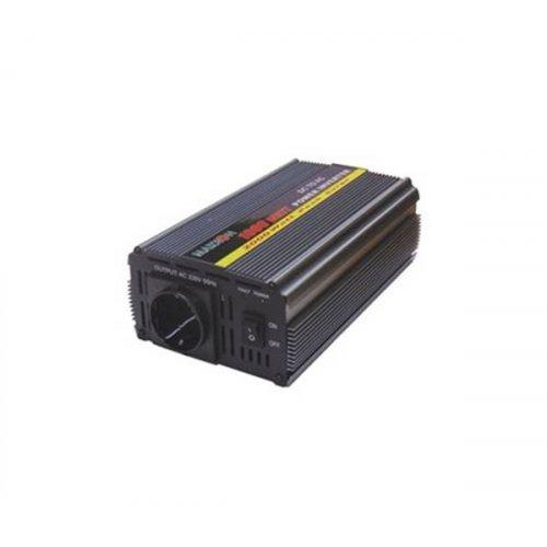 INVERTER 12V->230V 1000W PI-1000 MARXON Τροποποιημένο Ημίτονο