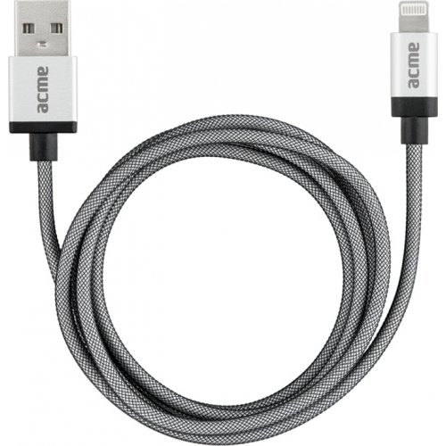 Καλώδιο φόρτισης & συχρονισμού USB A -> iPad iPhone and iPod 2m CB03-2 Acme
