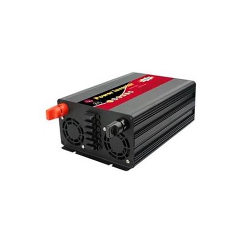 Inverter 12V->230V 1000W Τροποπιημένο Ημίτονο ZB1000-M Zonbo