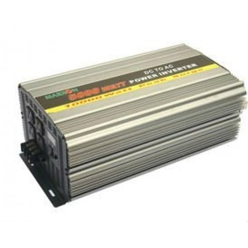 Inverter 12V->230V 3000W HIP-3000(7301) HONGHUI ΚΑΘΑΡΟ ΗΜΙΤΟΝΟ