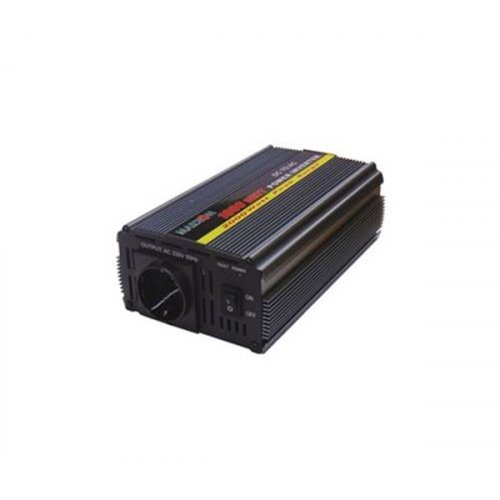 Inverter 24V->230V 1000W Τροποποιημένο Ημίτονο PI-1000 Marxon