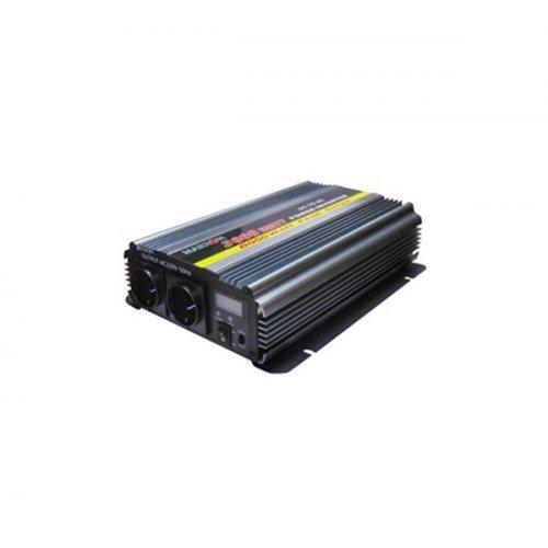 Inverter 24V->230V 3000W Τροποποιημένο Ημίτονο PI-3000 Marxon