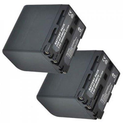 Μπαταρία 7.2V 32.4Wh 4500mAh Li-Ion για φωτογραφικές Sony CCD-TR108 PLM901 Fujitron