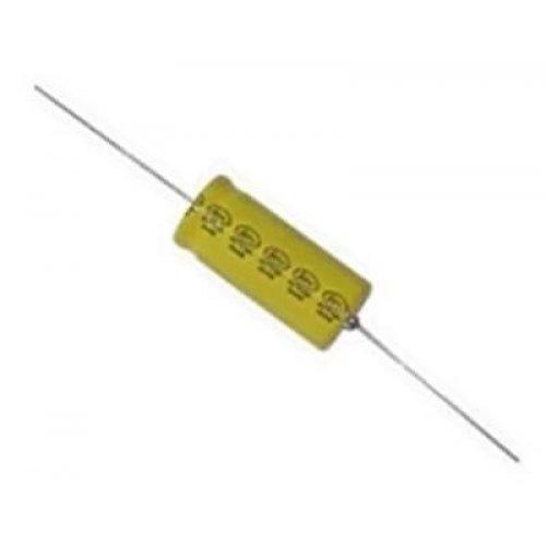 Πυκνωτής bipolar 1MF 100V 85°C 6.3x13mm