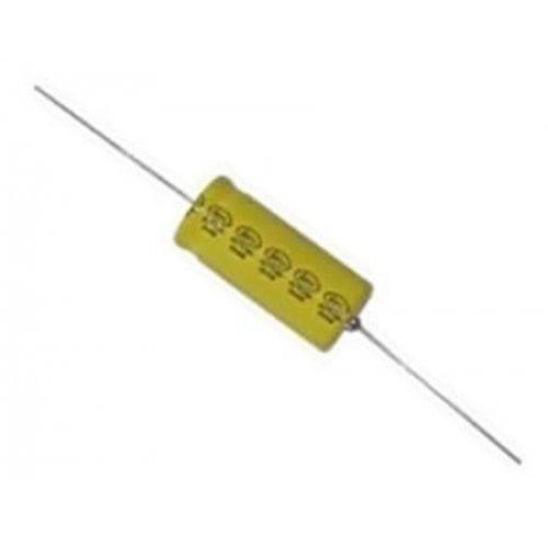 Πυκνωτής bipolar 33MF 100V 85°C 10x21mm