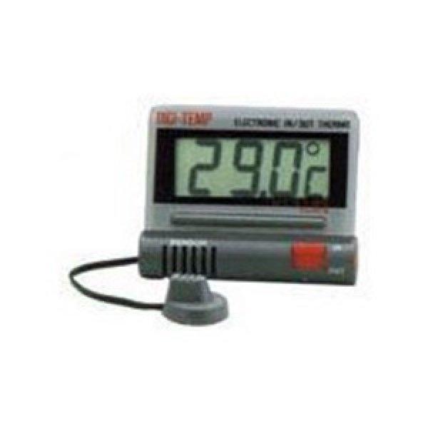 Θερμόμετρο - ρολόι MDL-3193