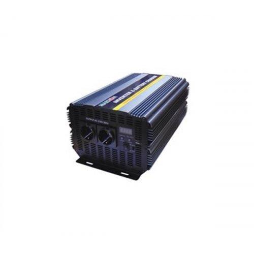 Inverter 24V->230V 3000W Τροποποιημένο Ημίτονο PIC-3000W Marxon