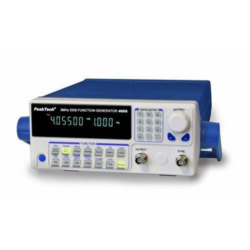 Γεννήτρια συχνοτήτων 10 µHz - 3 MHz 4055 PEAKTECH