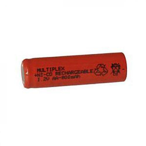 Μπαταρία 1 pc x 1.2V AAA 800mAh Νi-Mh με λαμάκι fujitron