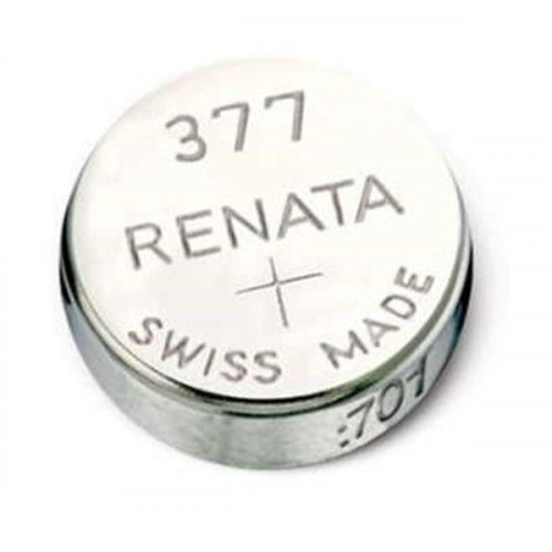 Μπαταρία κουμπί Silver Oxide L/D 1.55V 373 Renata