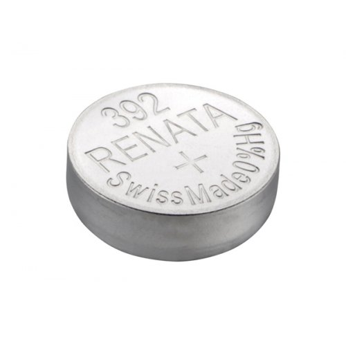 Μπαταρία κουμπί Silver Oxide H/D 1.55V 392 Renata