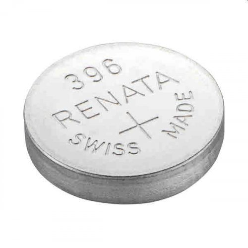Μπαταρία κουμπί Silver Oxide H/D 1.55V 396 Renata