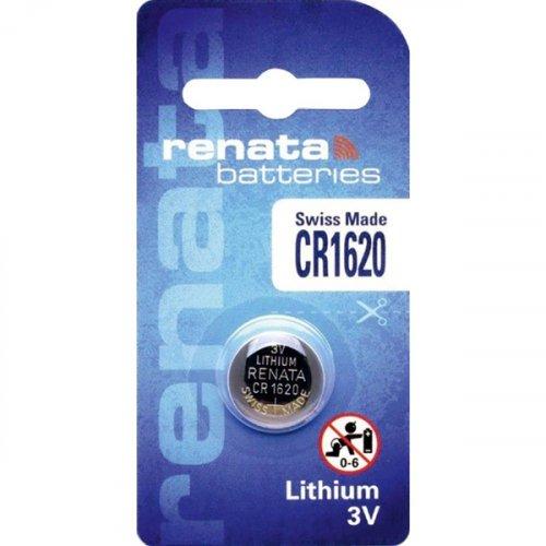 Μπαταρία Λιθίου 3V CR1620 Renata