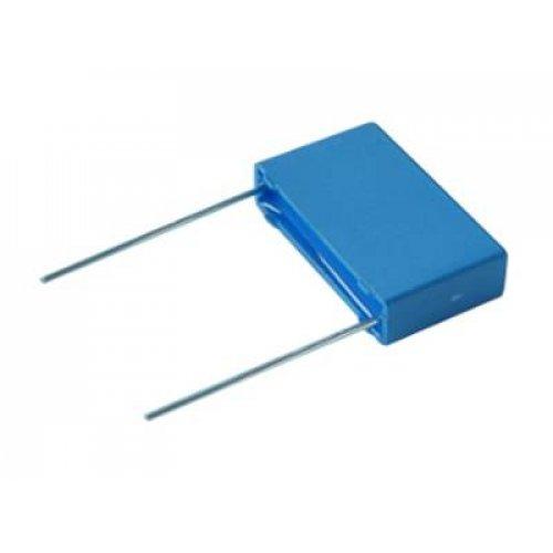 Πυκνωτής πολυπροπυλενίου X2 MKP-275V AC 100nF 337 P15mm PILKOR