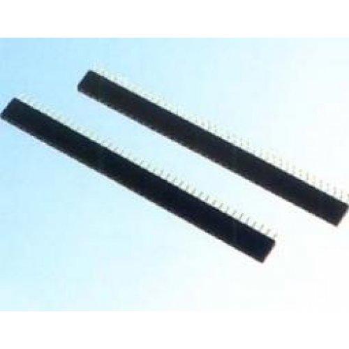 Pins θηλυκά διπλά ίσια PND-2X20