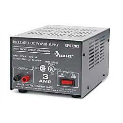 Τροφοδοτικό 230V->13.8VDC 3-5A RPS-1203 πάγκου