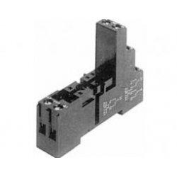 Βάση ράγας mini relay 2 pins RT-78726 Schrack