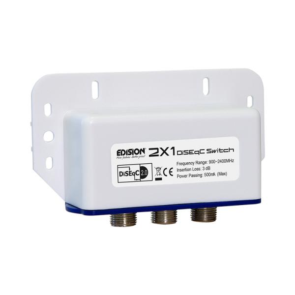 Diseqc 2x1 DS-21Z3P Edision