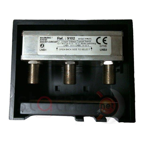 Switcher 2IN 13/18V 9102 Johansson