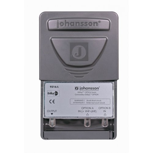 Diseqc A-B switch 9216A Johansson
