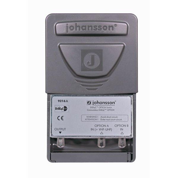 Diseqc A-B switch 9216A Johansson