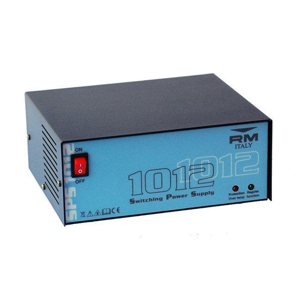 Τροφοδοτικό 230V->13.5V DC 10Α switching πάγκου SPS-1012 RM ITALY