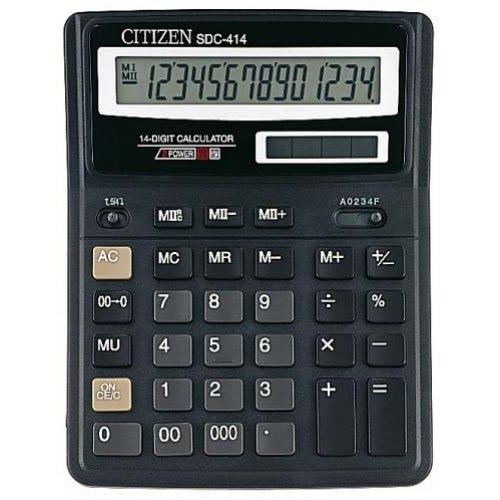 Citizen ηλιακό + μπαταρία 14d SDC-414
