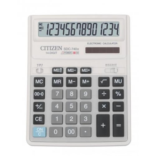 Citizen ηλιακό + μπαταρία 14d SDC-740