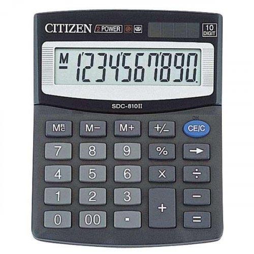 Citizen ηλιακό+μπαταρία10d SDC-810IIB