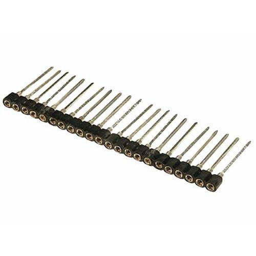 Pin headers θηλυκά 30Pins7.43mm gold SA-30