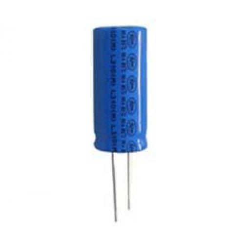 Πυκνωτής ηλεκτρολυτικός SK100V0,47μF 85*C LELON
