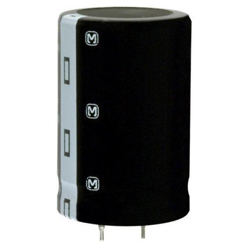 Πυκνωτής ηλεκτρολυτικός SK100V1μf 85*C LELON