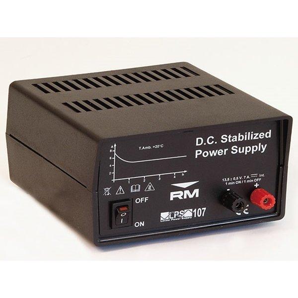 Τροφοδοτικό 230V->13.5VDC 5A πάγκου LPS-107 RM ITALY