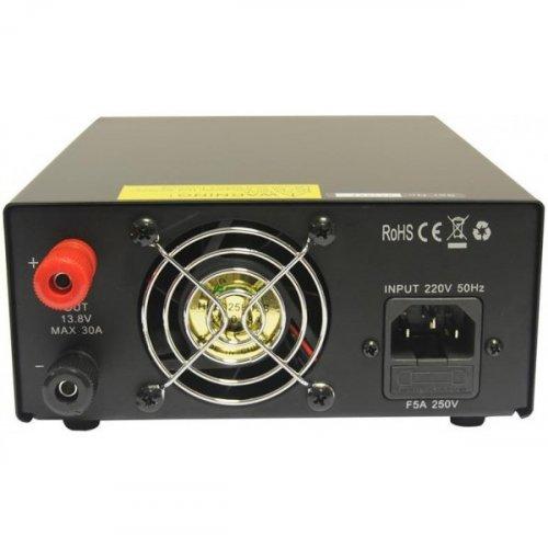 Τροφοδοτικό 230V->9-15V DC 20A ρυθμιζόμενο πάγκου RPS-1230-SWD Telecom