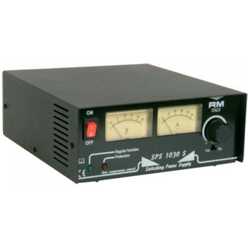 Τροφοδοτικό 230V->9-15VDC 25A switching ρυθμιζόμενο πάγκου SPS-1030S RM ITALY