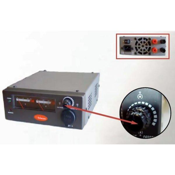Τροφοδοτικό 230V->4-16VDC 30A switching ρυθμιζόμενο πάγκου AV-5035-NF Telecom