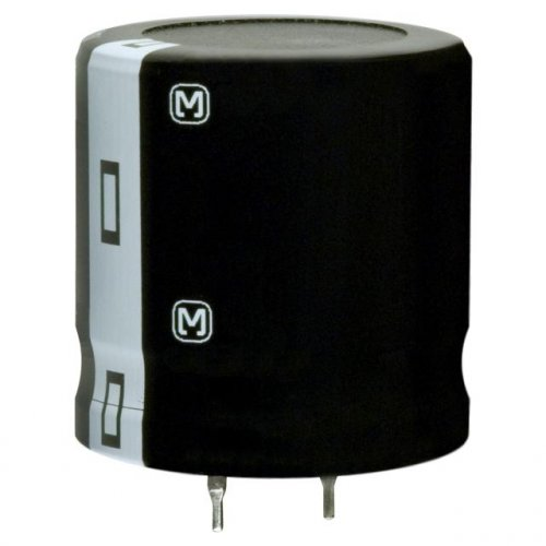 Πυκνωτής ηλεκτρολυτικός SK63V680μF 85*C 13x25mm LELON