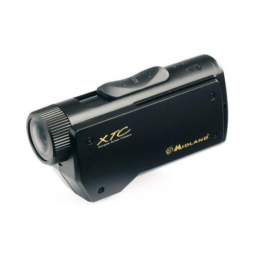 Action κάμερα XTC-100 μαύρη με δώρο αδιάβροχη θήκη