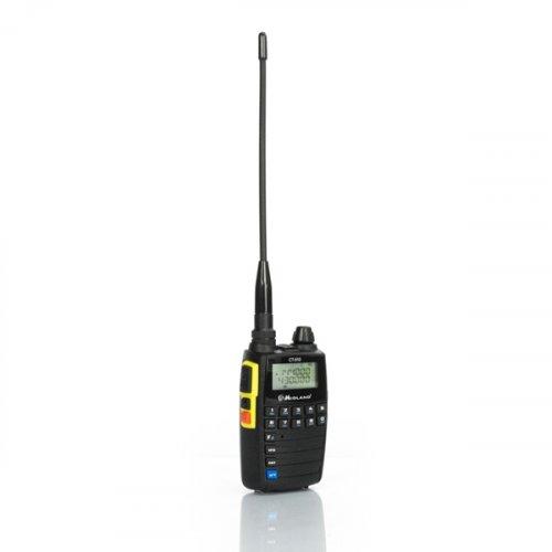 Πομποδέκτης Φορητός VHF/UHF CT-510 Midland