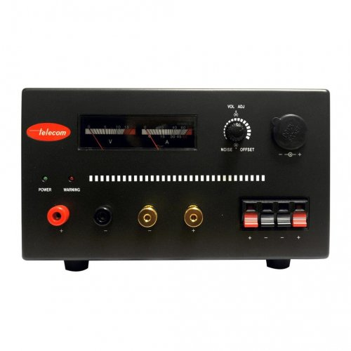 Τροφοδοτικό 230V->4-16V DC 60A switching ρυθμιζόμενο πάγκου AV-6065-NF Telecom
