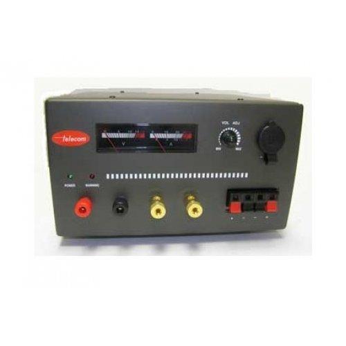 Τροφοδοτικό 230V->4-16VDC 50A switching ρυθμιζόμενο πάγκου AV-6055-NF Telecom