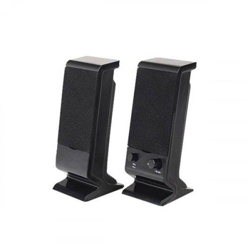 Ηχείο H/Y 3.5mm 2x3w μαύρο V-112